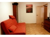 Apartment in Moscow for daily rentals, near the metro station Mayakovskaya